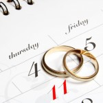 Как выбрать счастливую дату свадьбы