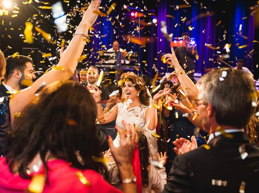 Развлекательная программа на свадьбе: нескучные идеи