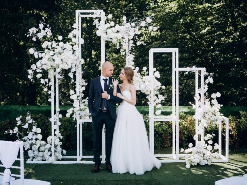 Свадебное вдохновение — 2018