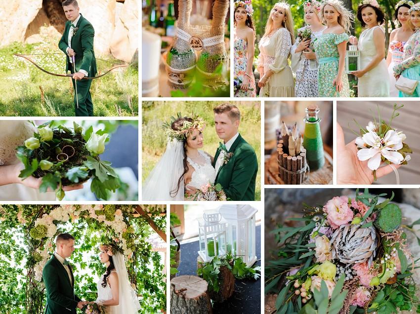 По волне свадебных воспоминаний