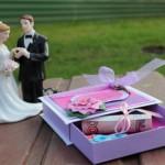 Подарок на свадьбу: оригинально и с фантазией