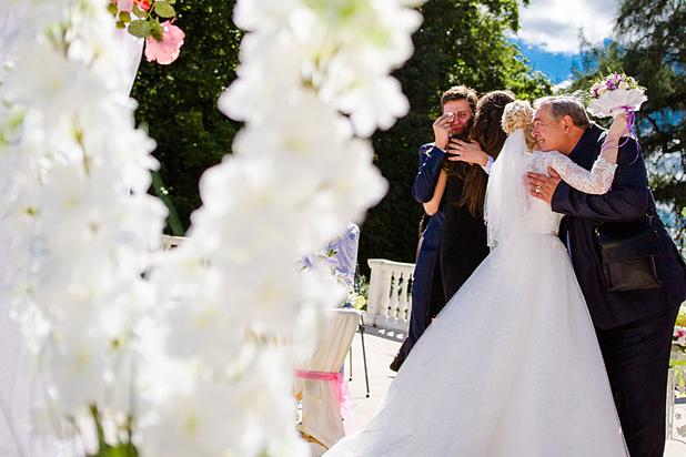 Свадьба в жару: способы спасения