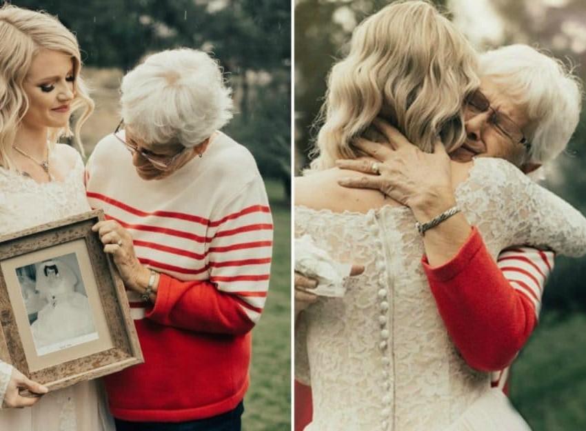Свадебная мода и мнение любимой бабушки
