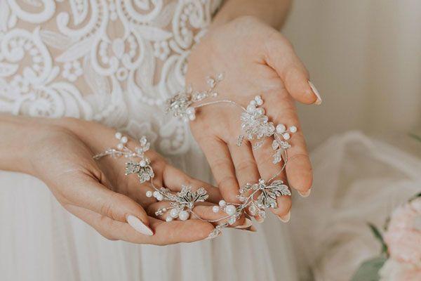Украшения и аксессуары: модные свадебные тренды-2018