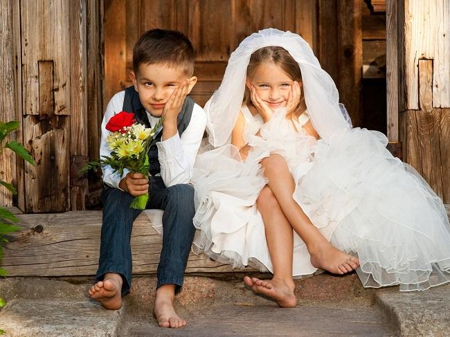 Дети на свадьбе – ангелы или демоны. Часть вторая.