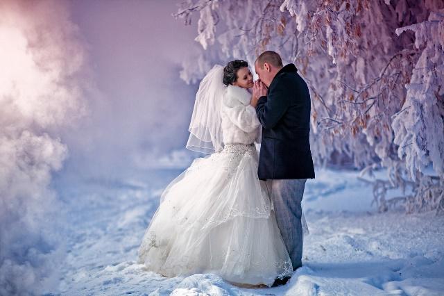 Свадьба в январе: удачные даты, народная мудрость