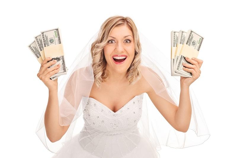 5 советов как сэкономить на свадьбе