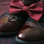 Мужские свадебные туфли: правила хорошего тона