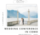 Wedding Conference in Como 2019. Вы это заслужили!