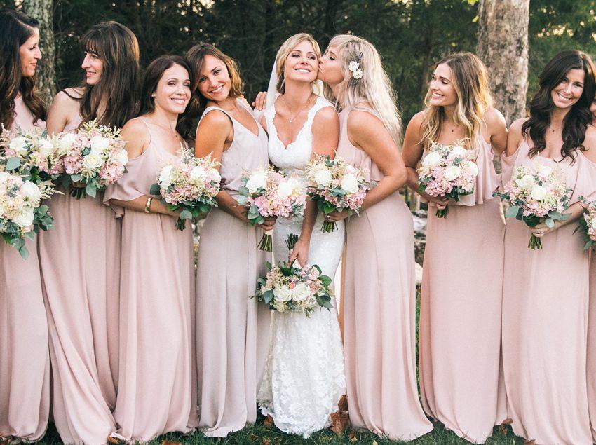 Изящество и шик свадьбы в цвете айвори