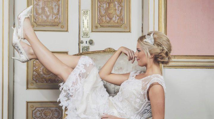ТОП 5 нескучной обуви для невесты