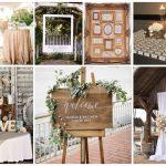 Welcome зона на свадьбе: как её правильно организовать