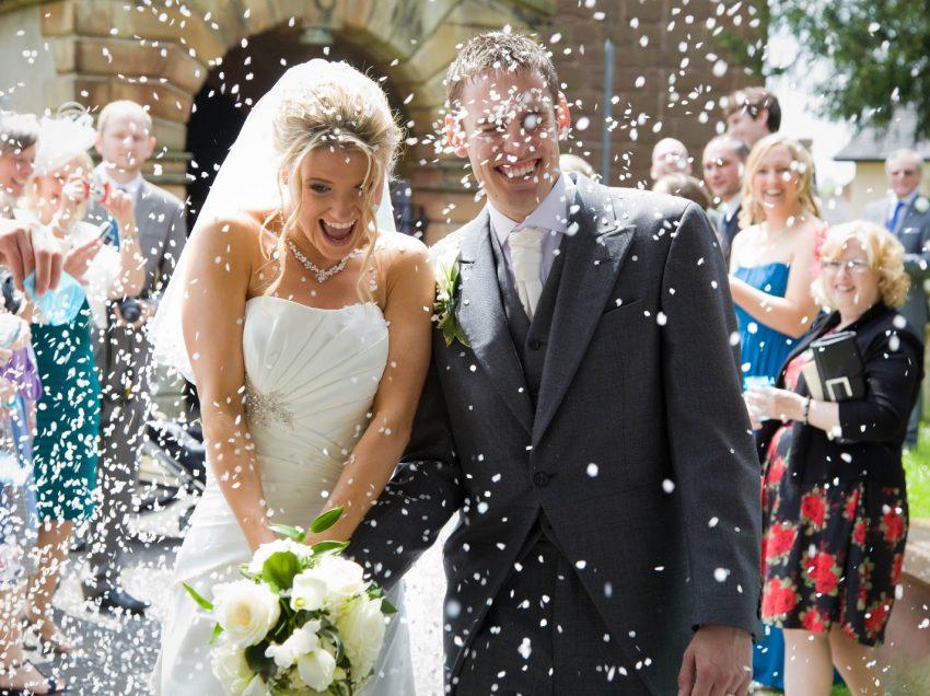 Свадебные приметы: вред или польза?