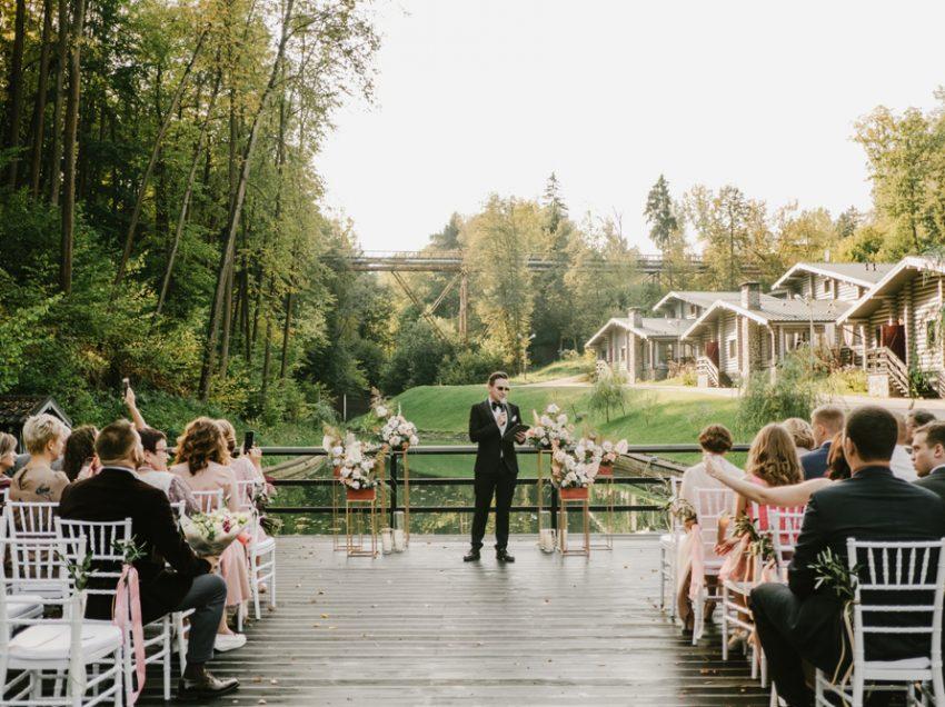 Свадьба в загородном клубе DREAM HILLS CLUB