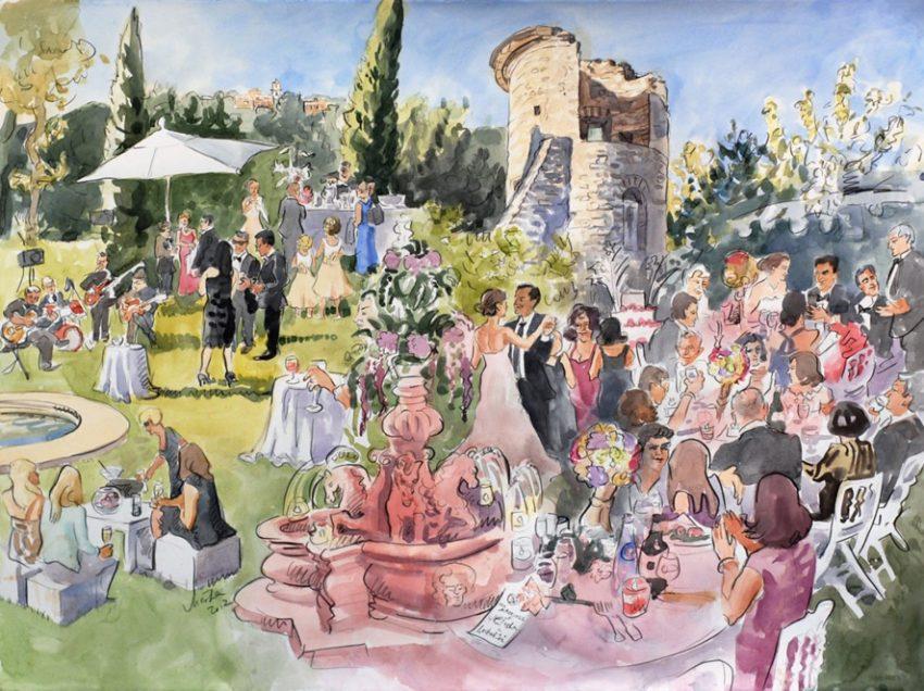 Идеальная свадебная площадка: секреты выбора