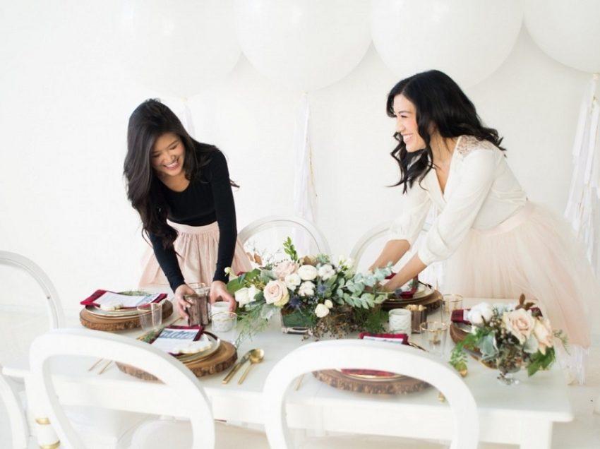 Свадебный организатор — мини-тест