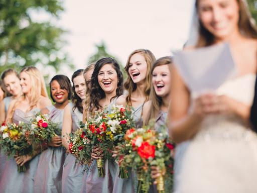 Подружки невесты и друзья жениха: выбираем образы. Часть 2.
