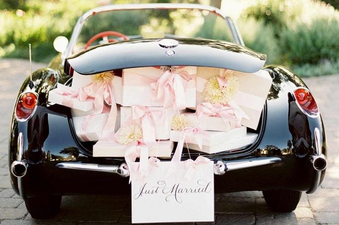 Свадебный день без транспортных проблем
