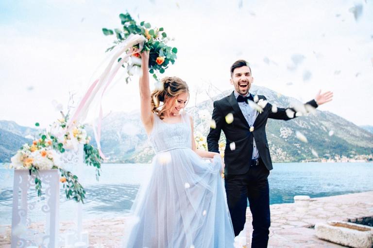 Летняя свадьба: 25 идей для вдохновения