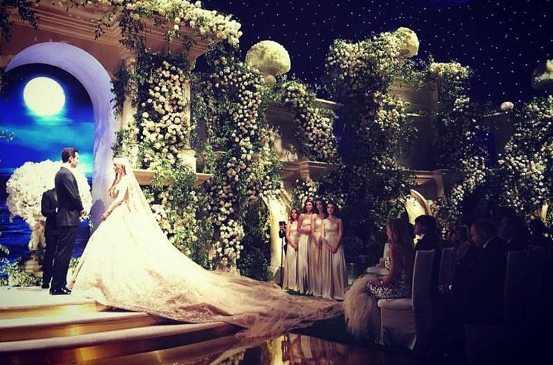 Роскошная свадьба по версии 4banket.ru