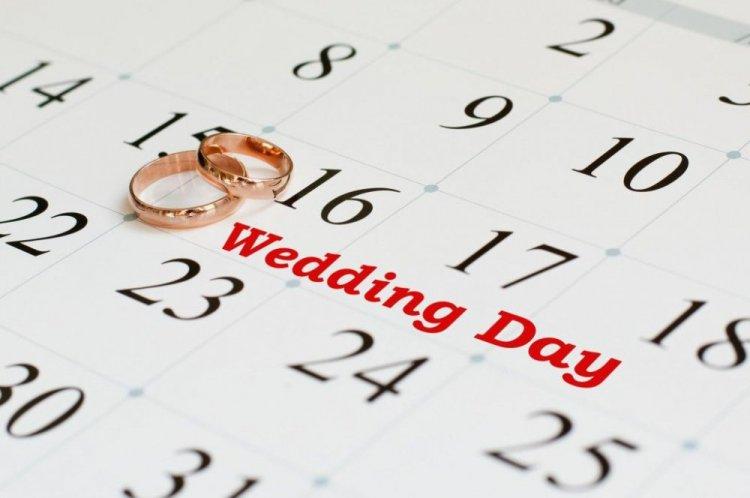 Свадьба в сентябре-2020: самый хороший день