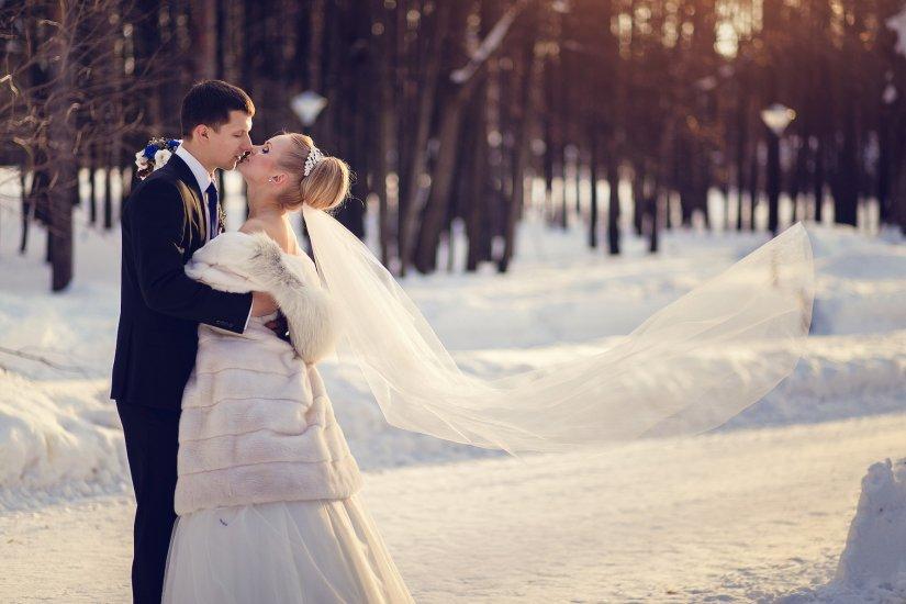 Свадьба зимой: приметы, советы и выбор правильной даты…