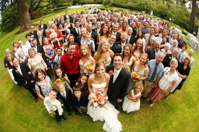 Свадьба и гости: памятка молодожёнам