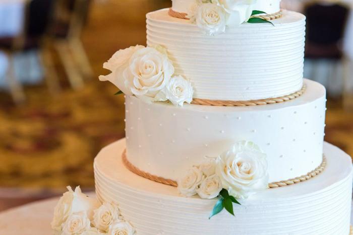 Свадебные торты королевских особ: ТОП-5