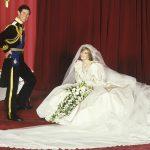 Злополучное свадебное платье леди Дианы