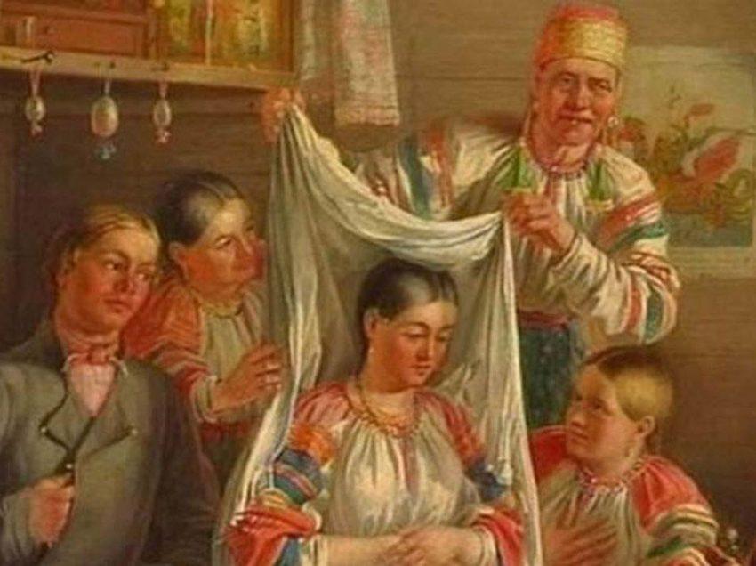 Славянская свадьба: старинные традиции и красивые обряды