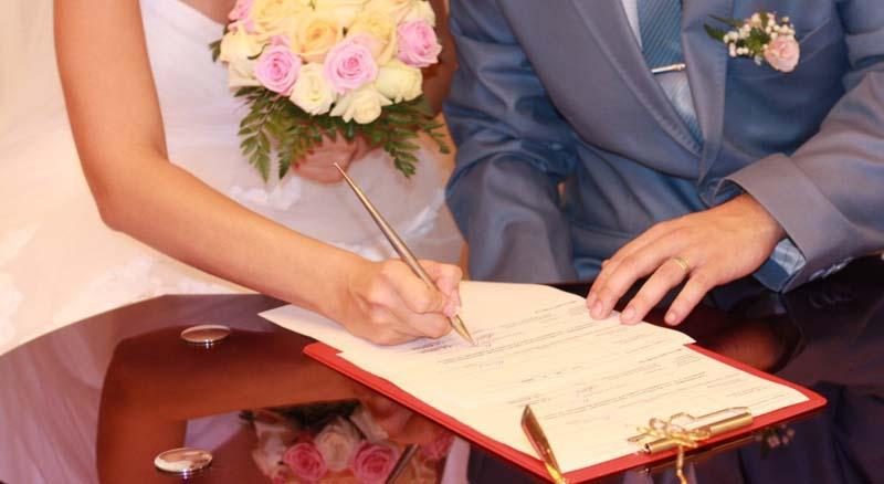 Навстречу торжественной церемонии бракосочетания: шаг за шагом