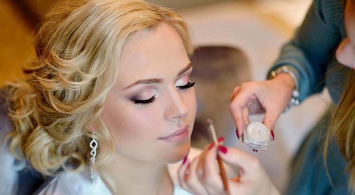 Свадебный макияж: 10 секретов подготовки