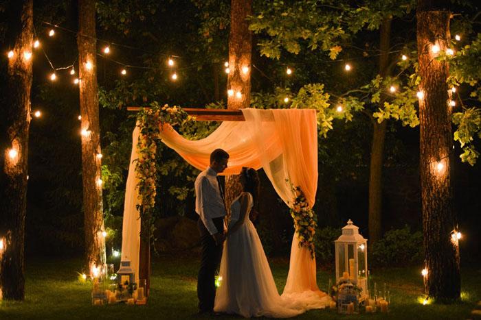 Июль — пик свадебного сезона: благоприятные дни в июле 2021