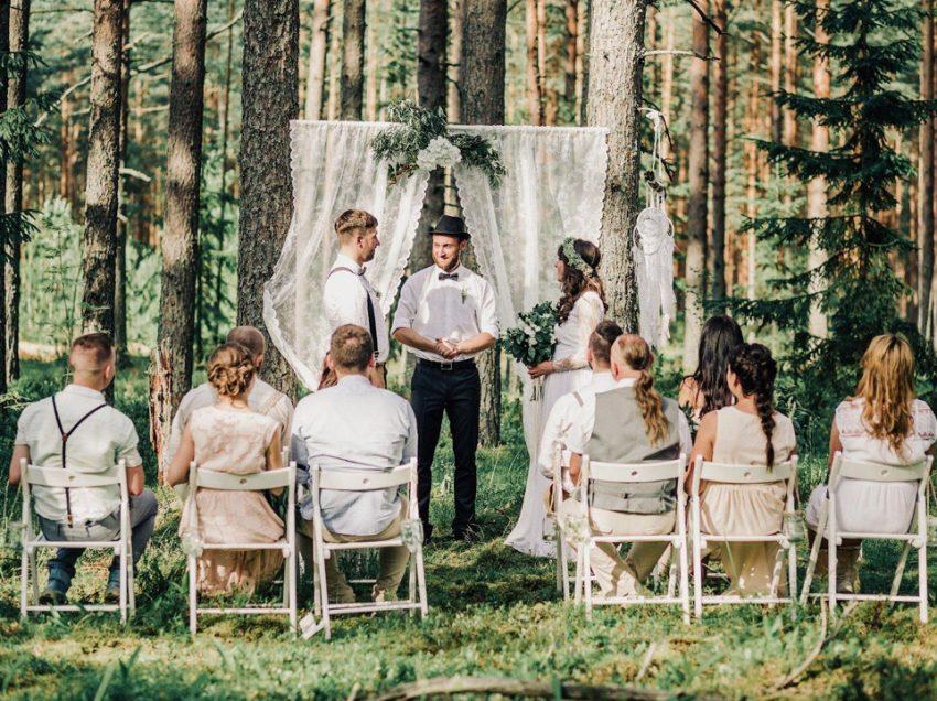 Прелести маленькой свадьбы и советы в её организации