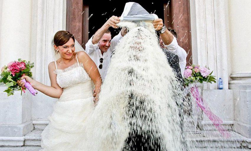 Свадебные приметы: верю, не верю…