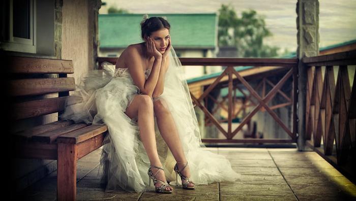Что-то не так с невестой: основные ошибки свадебного образа