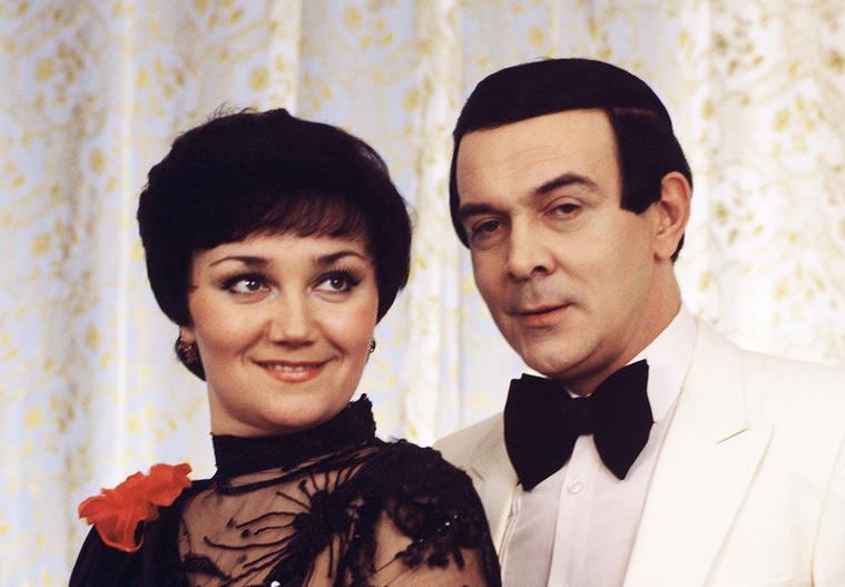 Свадьба-концерт: Муслим Магомаев и Тамара Синявская