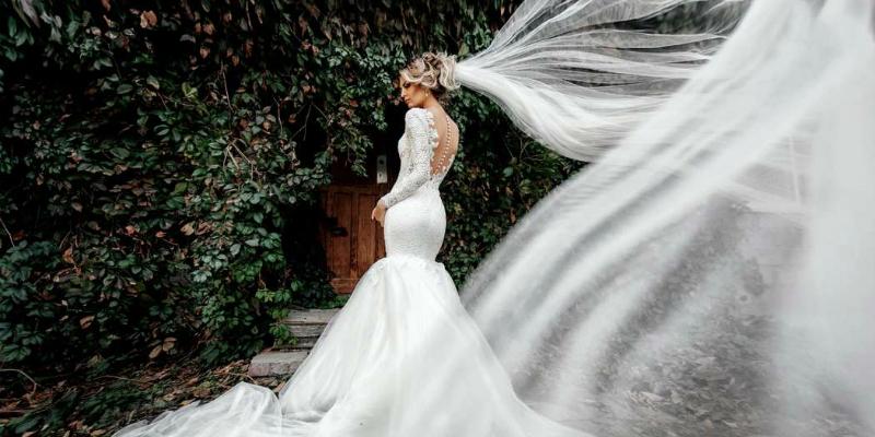 Что надо знать о свадебной фате?