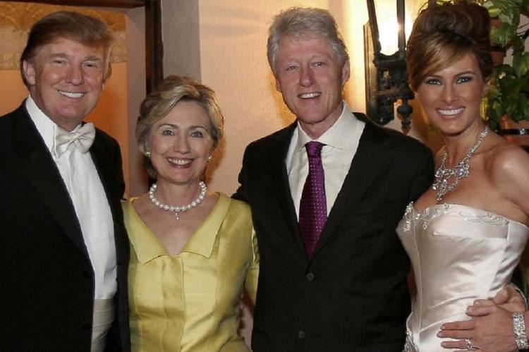 Третья свадьба президента: Дональд и Мелания. Роскошные подробности