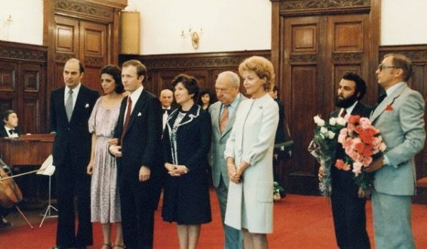 Принцесса и нищий из СССР: свадебная сенсация 20 века