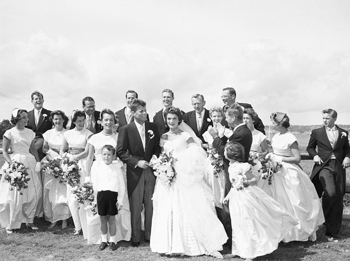 Свадьба самого красивого и самого популярного президента Америки