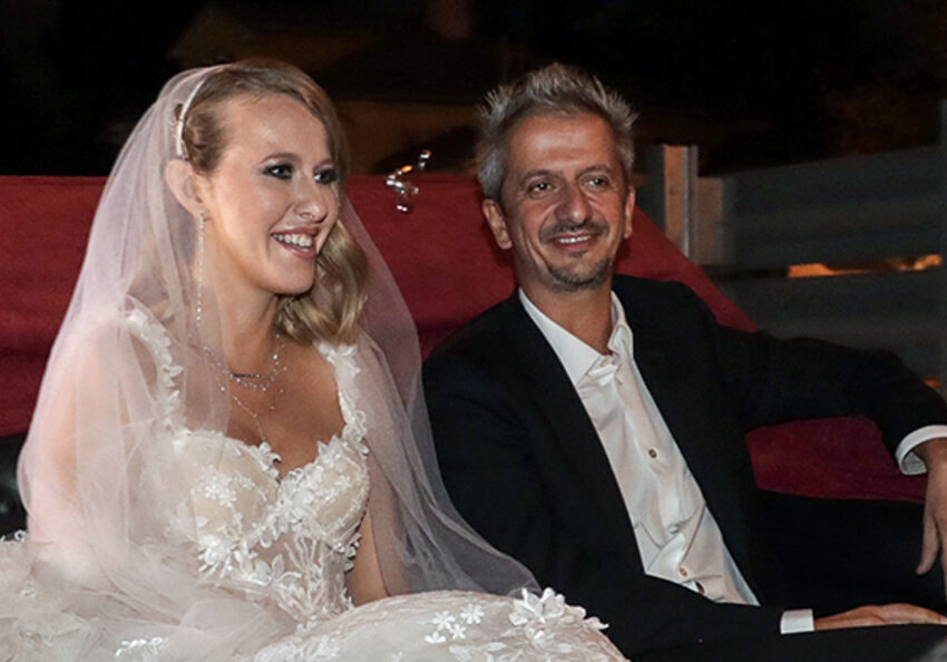 Ксения Собчак и Константин Богомолов: 10 составляющих свадебного эпатажа