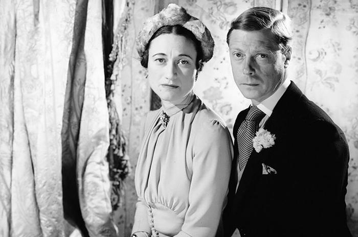 Свадьба-скандал: экс-король Англии Эдуард VIII и миссис Симпсон
