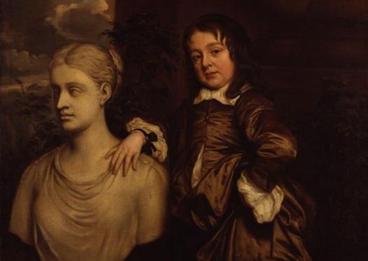 Свадьба по воле короля, а вышло по любви: Ричард Гибсон и Анна Шепард