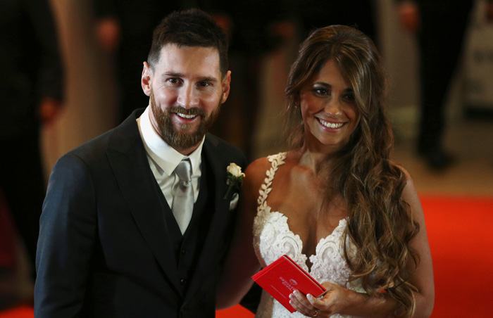 Лео Месси и Антонелла Рокуццо: аргентинская свадьба века
