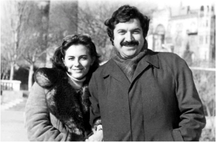 Юлий Гусман и его большая любовь