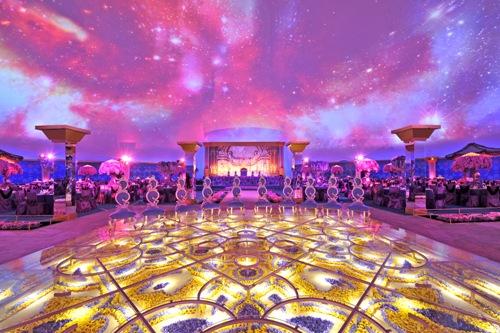 Moscow Wedding Stars: Престон Бэйли и Кэти Ромеро