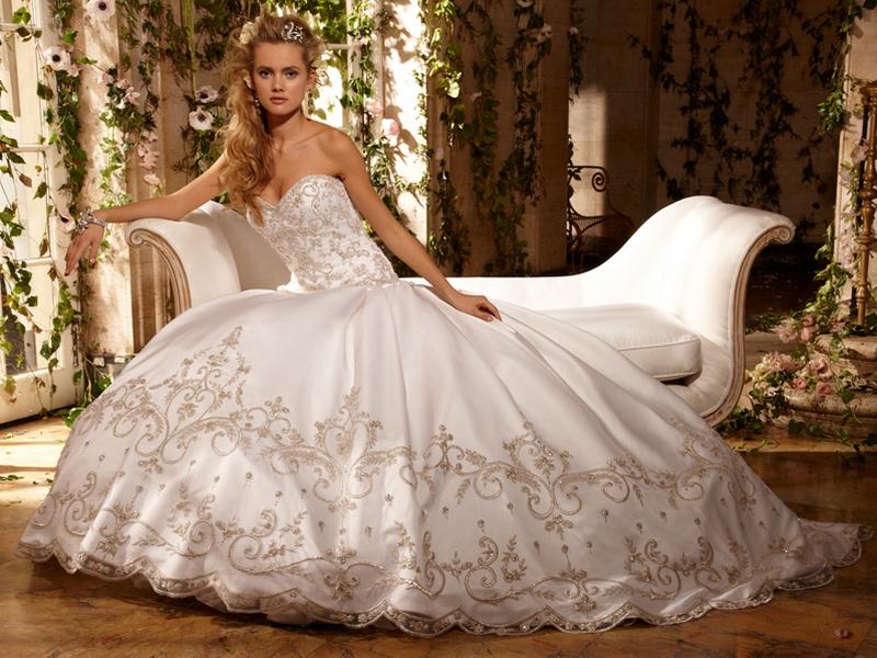Свадебные платья :: Пышные - Интернет-магазин Счастливое Платье
