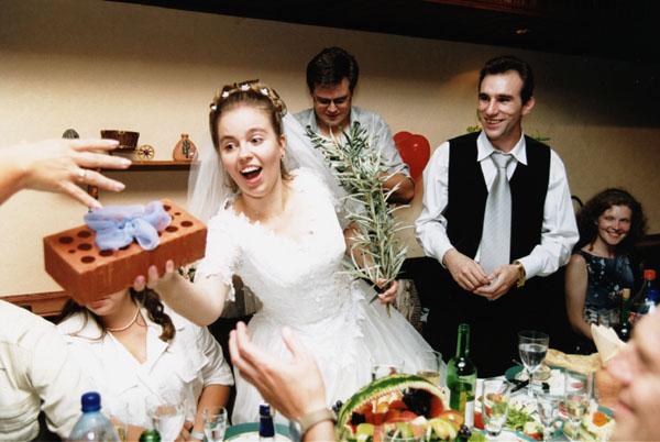 Для свадьбы на вкм