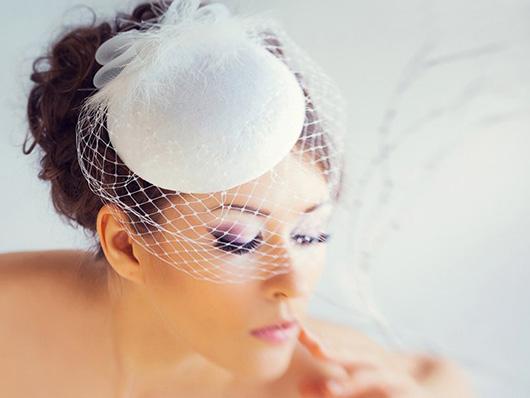 Свадебная таблетка с вуалью своими руками